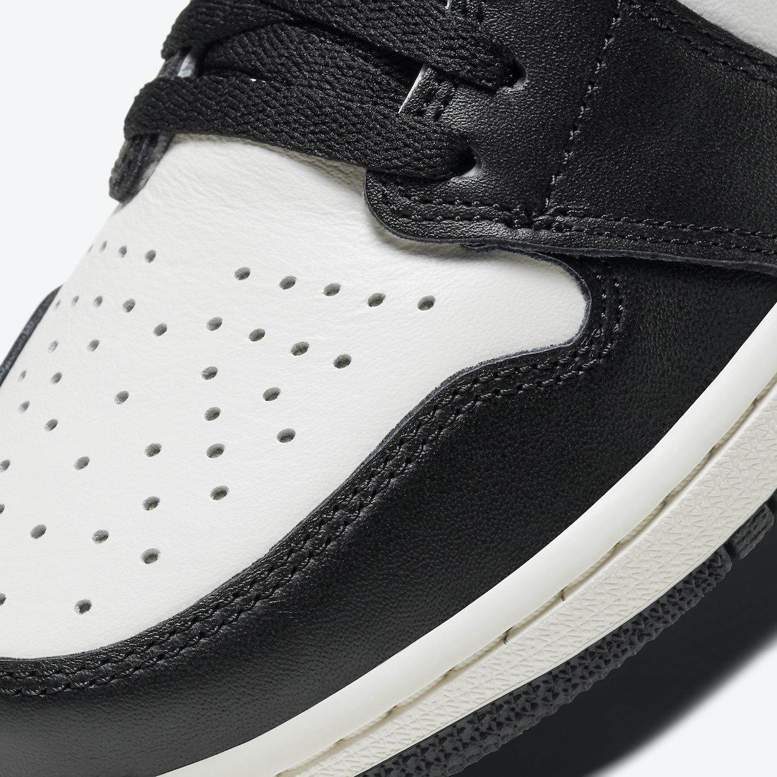 Air Jordan 1 'Dark Mocha' 555088-105 4