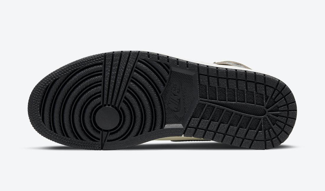Air Jordan 1 'Dark Mocha' 555088-105 6
