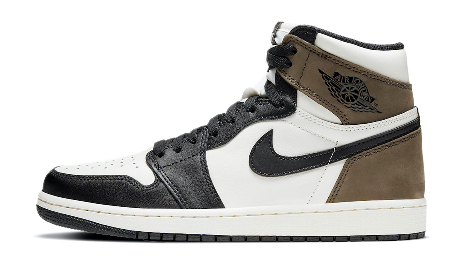 Air Jordan 1 Hi Dark Mocha 555088-105