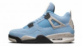 Air Jordan 4 University Blue CT8527-400