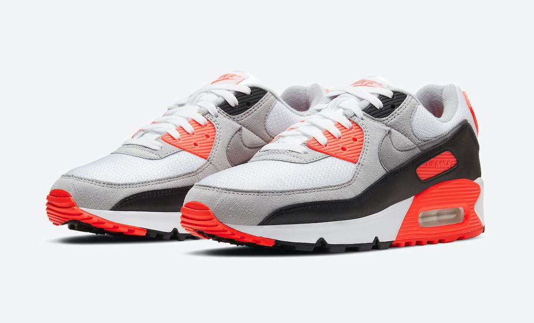 Nike Air Max 90 OG III Infrared CT1685