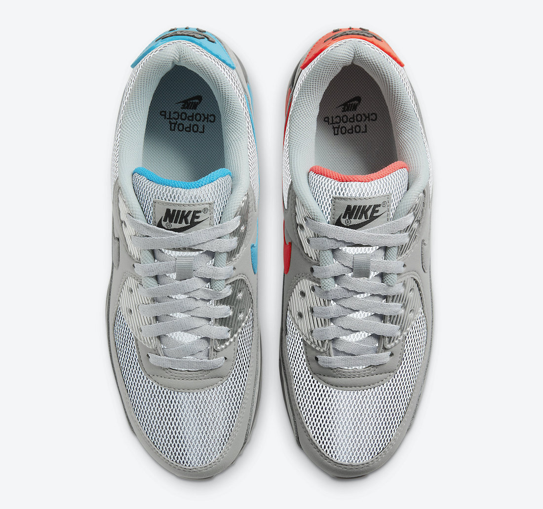 Nike Air Max 90 Moscow DC4466-001 - Where To Buy - Neoteric Official