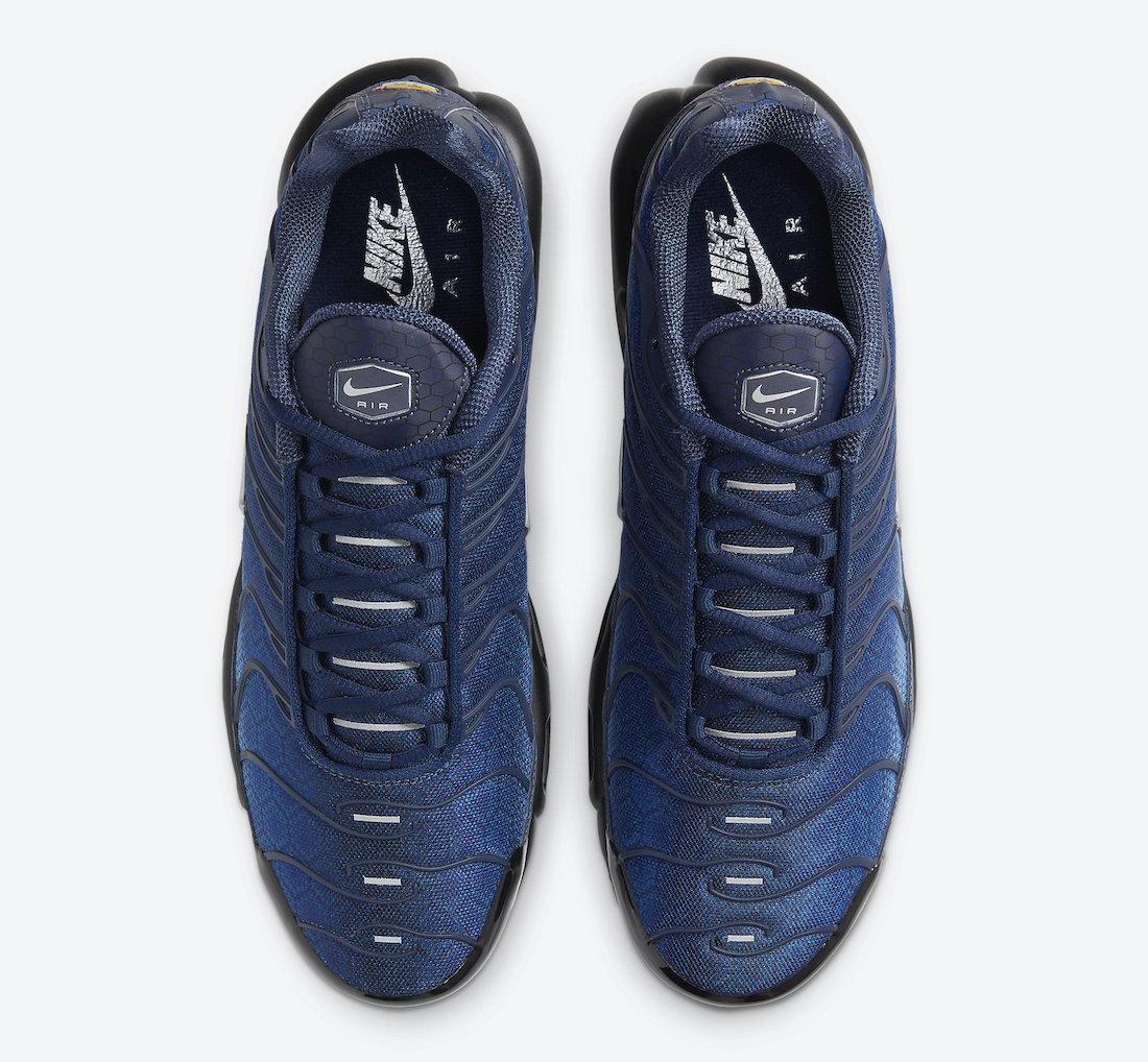 Nike Air Max TN Plus Blue Hex DC1935-400 - Where To Buy -