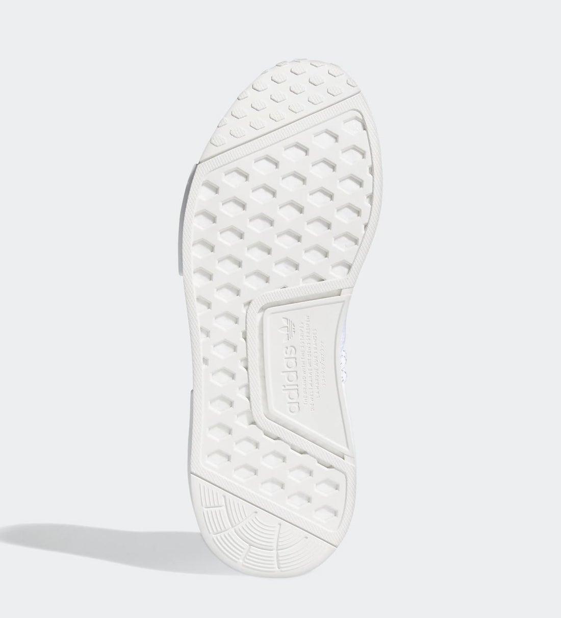 Pharrell x adidas NMD Hu White GY0092 5