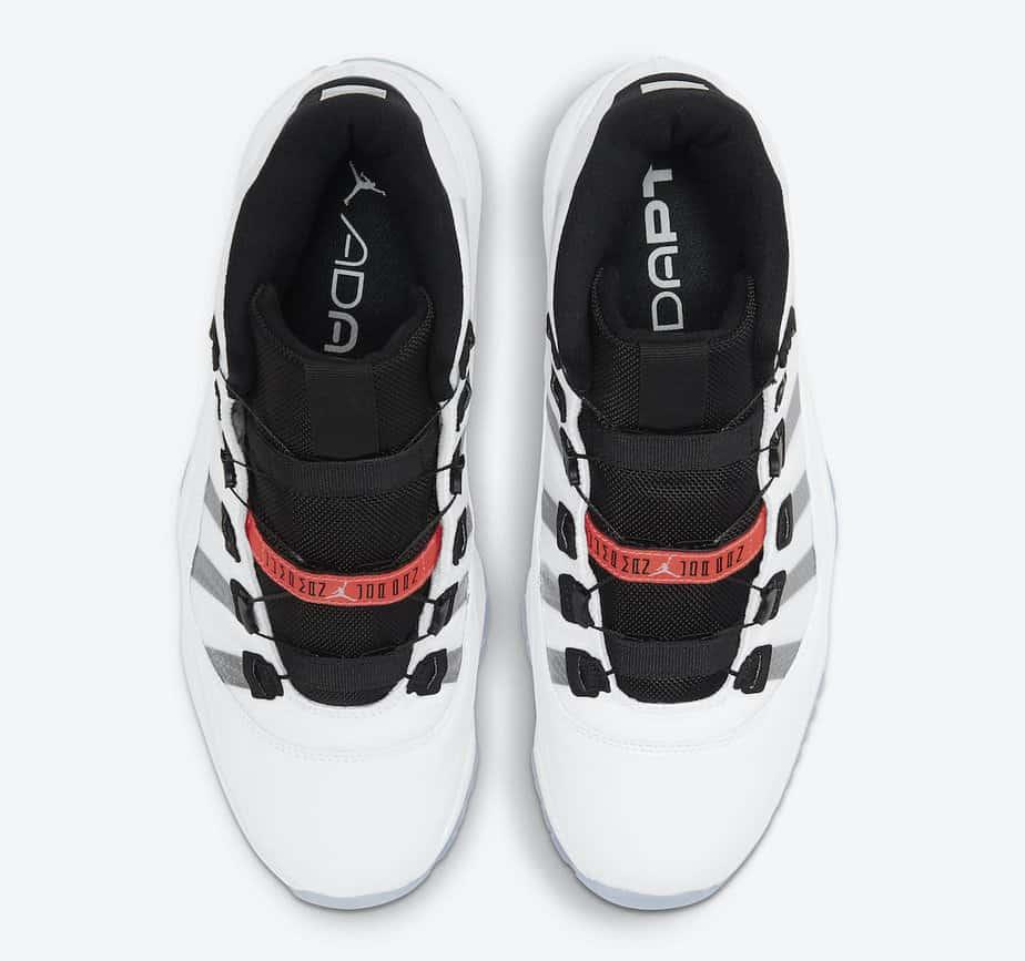 Air Jordan 11 Adapt White DA7990-100 4
