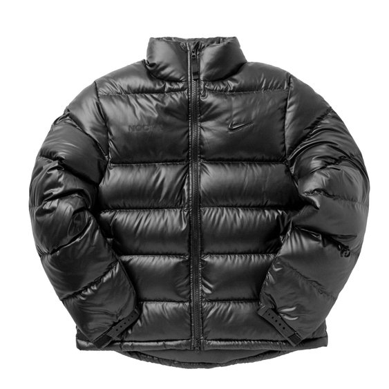 Drake x Nike NOCTA Black Puffer Jacket