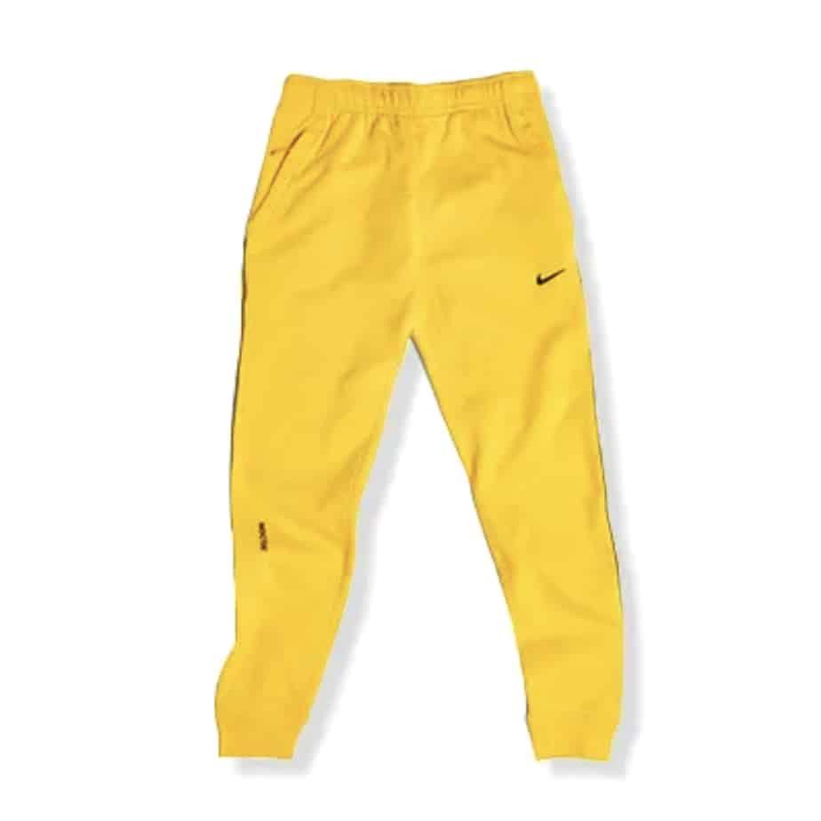 Drake x Nike NOCTA University Gold Fleece Pants
