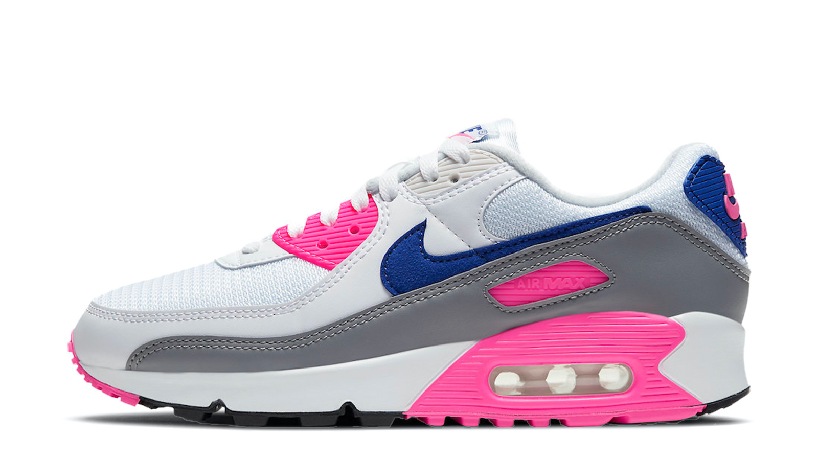 Nike Air Max 90 OG III WMNS Concord Pink Blast CT1887-100