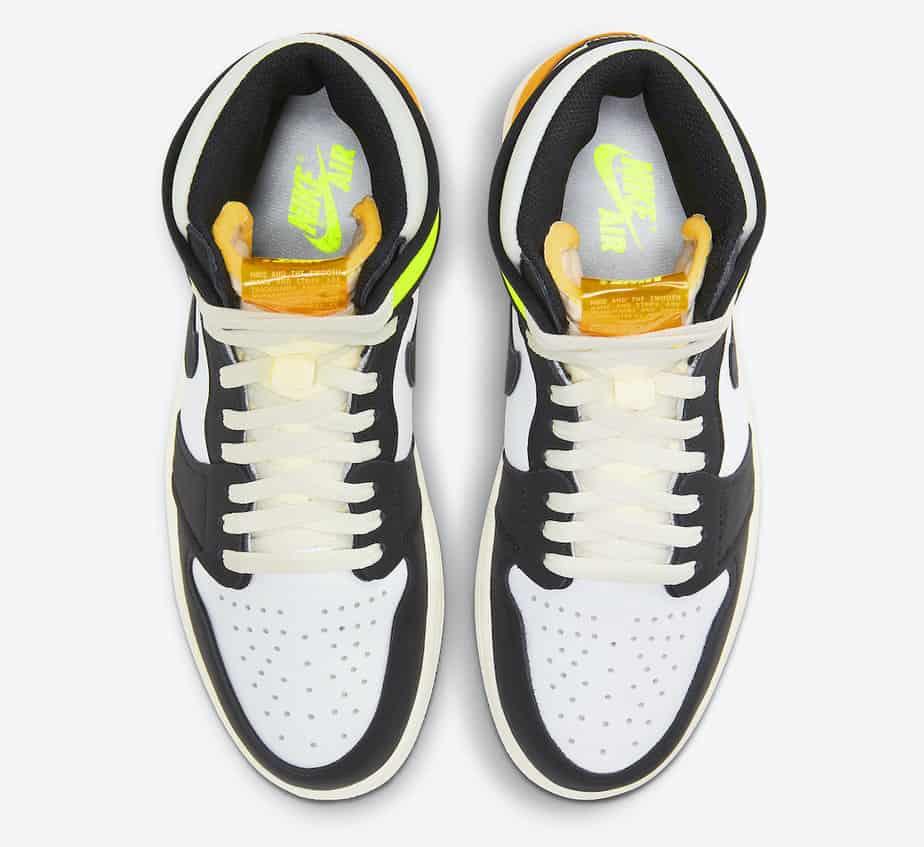 Air Jordan 1 'Volt Gold' 555088-118 3