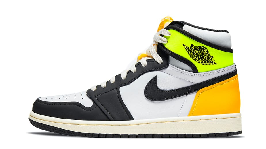 Air Jordan 1 'Volt Gold' 555088-118