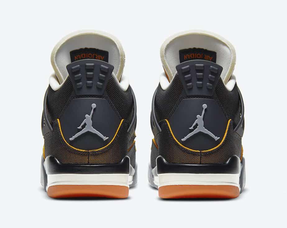 Air Jordan 4 'Starfish' CW7183-100 4