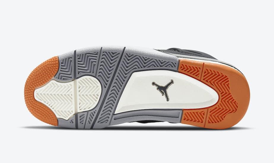 Air Jordan 4 'Starfish' CW7183-100 5