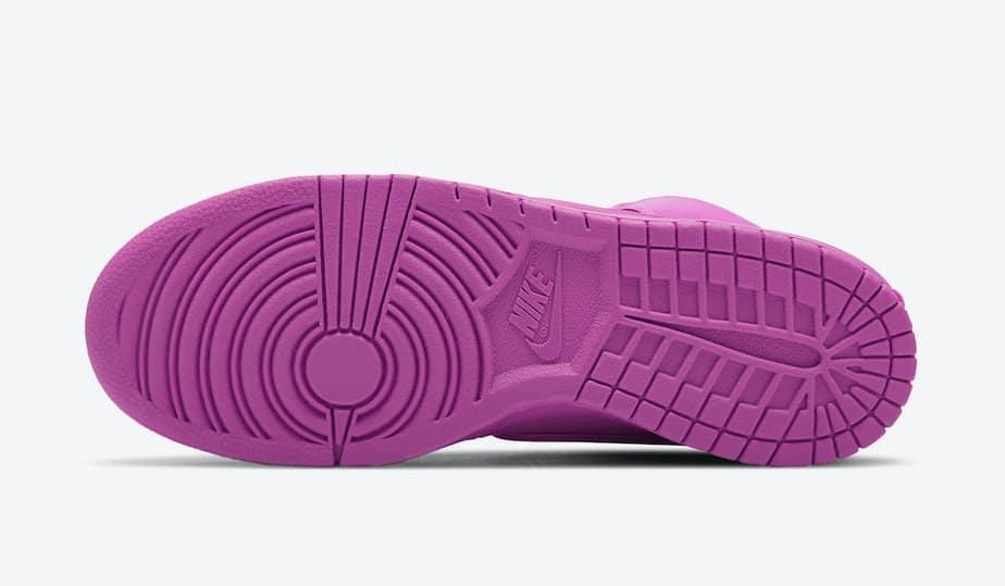 Ambush x Nike Dunk High 'Cosmic Fuchsia' CU7544-600 5