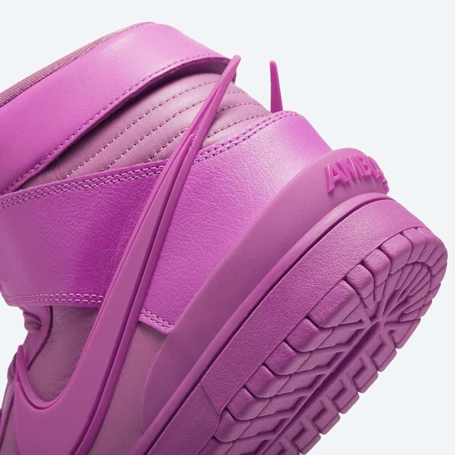 Ambush x Nike Dunk High 'Cosmic Fuchsia' CU7544-600 7
