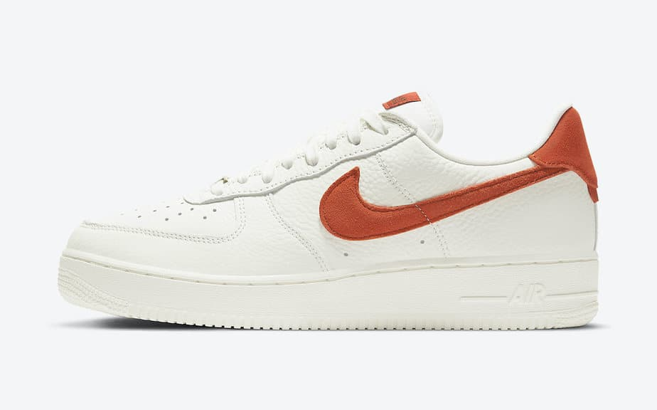 Nike Air Force 1 07 Craft 'Mantra Orange' CV1755-100 2