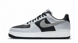 Nike Air Force 1 Low B Co.JP 3M 'Reflective Snake'