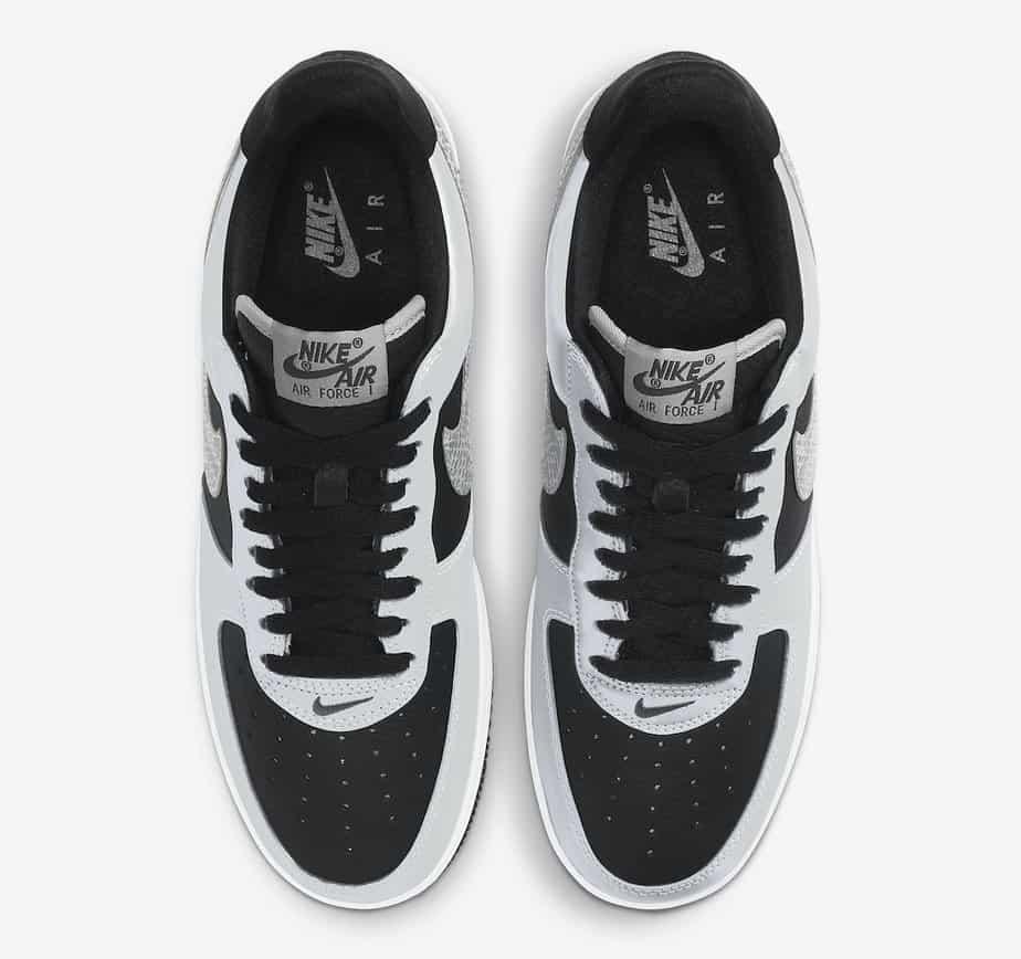 Nike Air Force 1 Low B Co.JP 3M Reflective Snake DJ6033-001 4