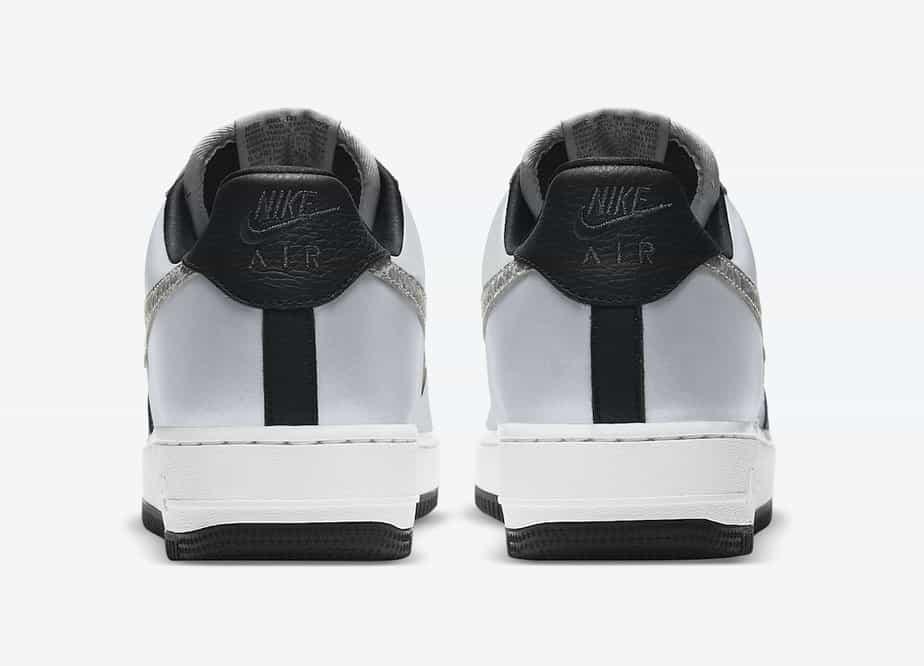 Nike Air Force 1 Low B Co.JP 3M Reflective Snake DJ6033-001 5