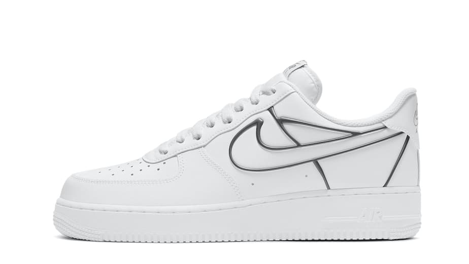 Nike Air Force 1 Low Metallic Pewter DH4098-100