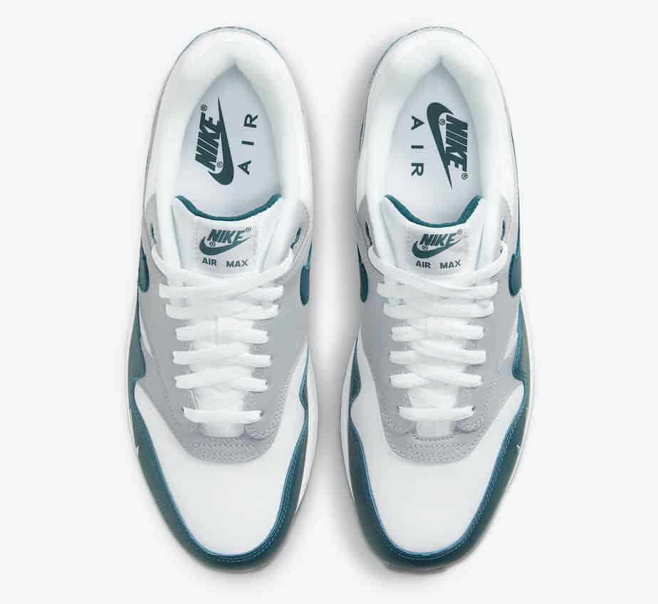 Nike Air Max 1 Dark Teal Green 'DH4059-101 3