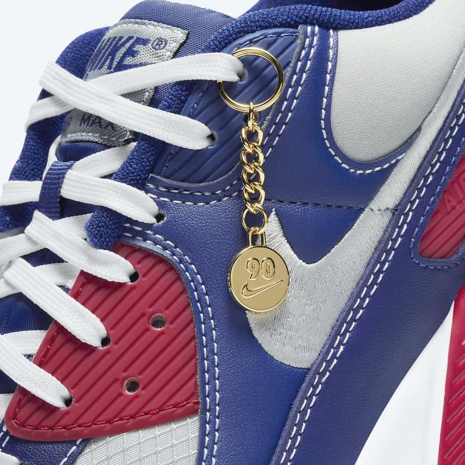 Nike Air Max 90 'Navy Pirate Radio' DD8457-400 6