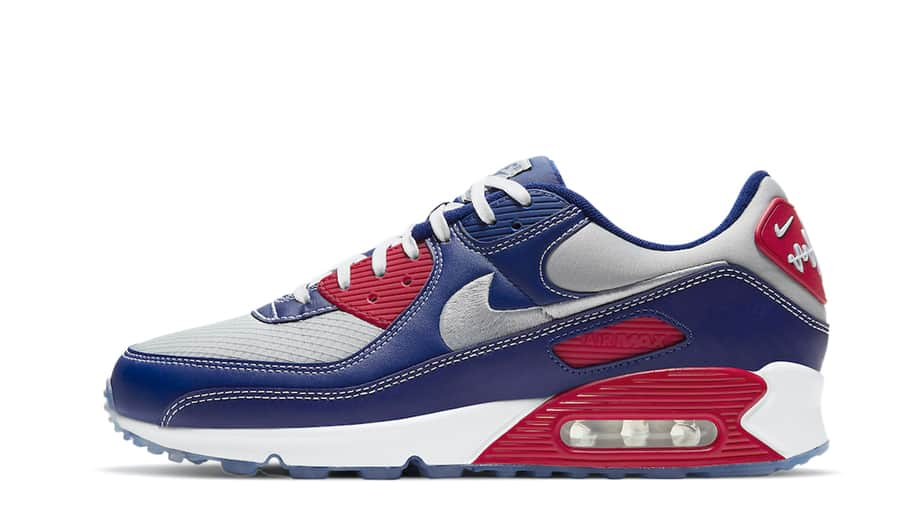 Nike Air Max 90 Navy Pirate Radio DD8457-400