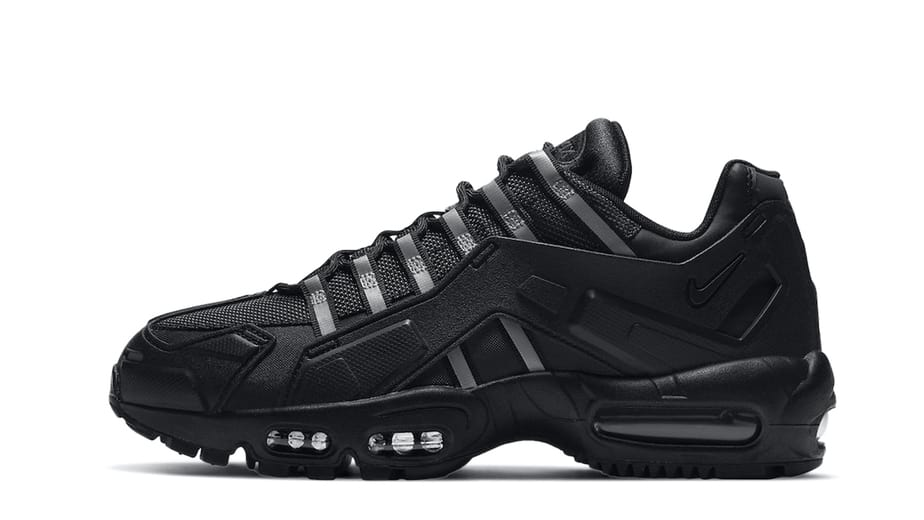 Nike Air Max 95 NDSTRKT Black Reflective CZ3591-001