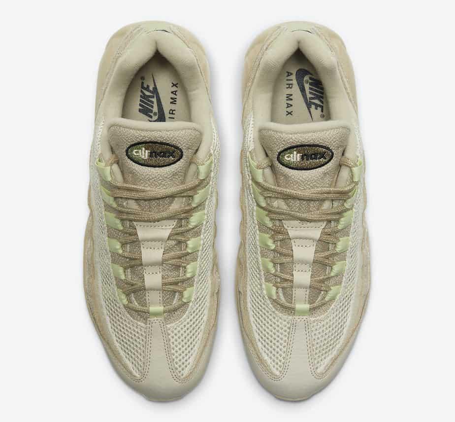 Nike Air Max 95 PRM 'Grain Coconut Milk' DH4102-200 3