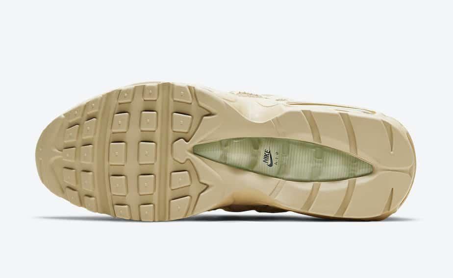 Nike Air Max 95 PRM 'Grain Coconut Milk' DH4102-200 5