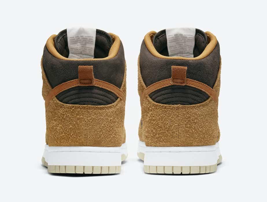 Nike Dunk High Dark Russet DD1401-200 4