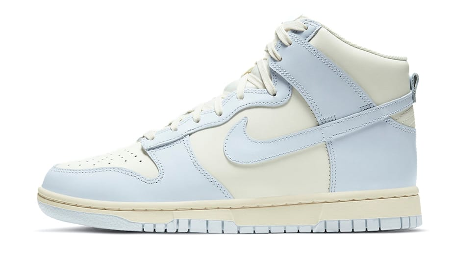 Nike Dunk High Football Grey Pale Ivory DD1869-102