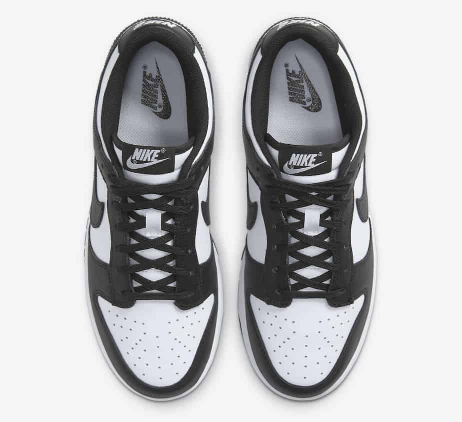 Nike Dunk Low Black White DD1503-101 3