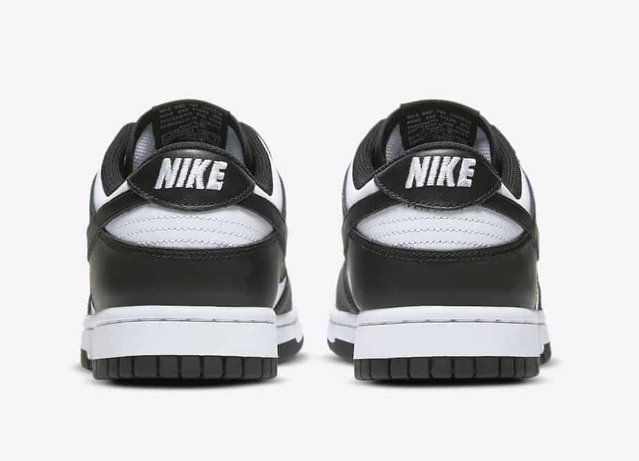 Nike Dunk Low Black White DD1503-101 4