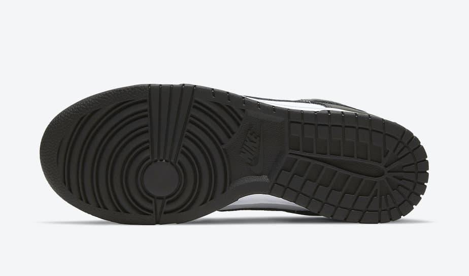 Nike Dunk Low Black White DD1503-101 5