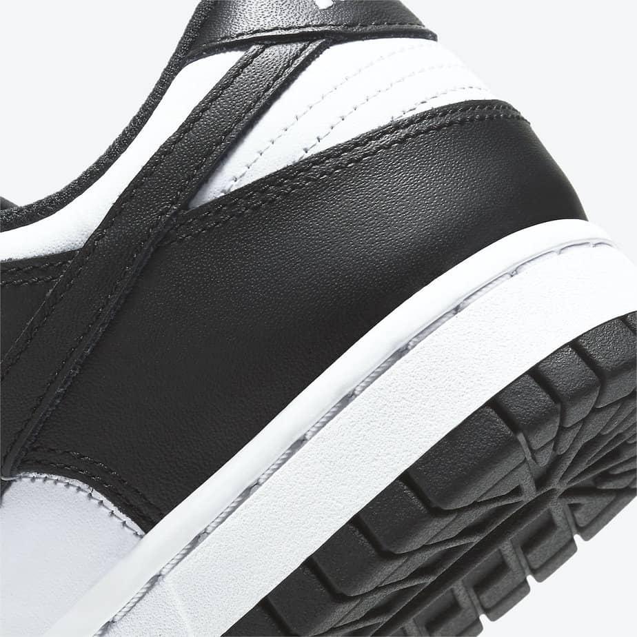 Nike Dunk Low Black White DD1503-101 7