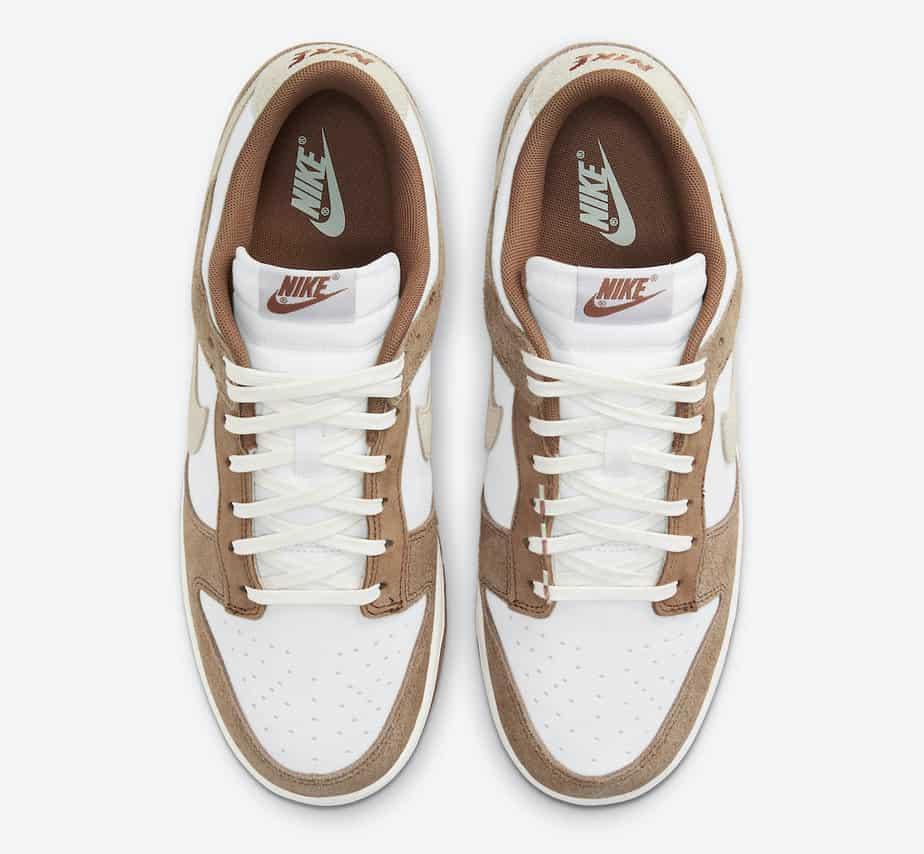 Nike Dunk Low 'Medium Curry' DD1390-100 3