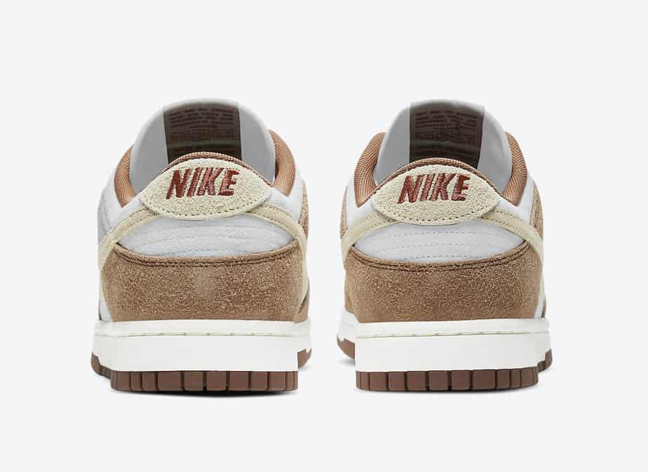 Nike Dunk Low 'Medium Curry' DD1390-100 4