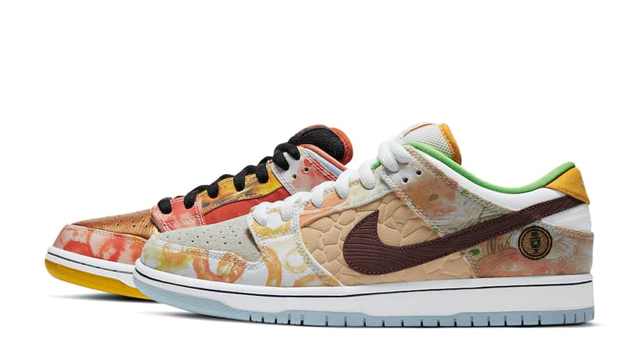 Nike SB Dunk Low Street Hawker CV1628-800