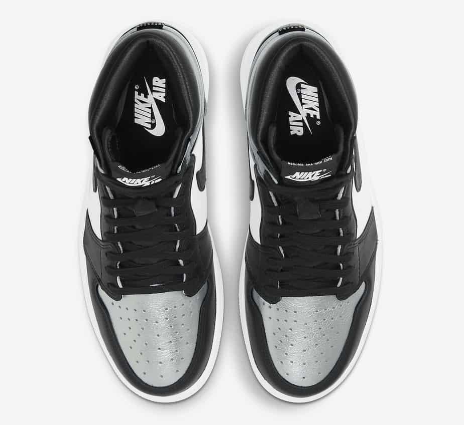 Air Jordan 1 'Silver Toe' CD0461-001 3