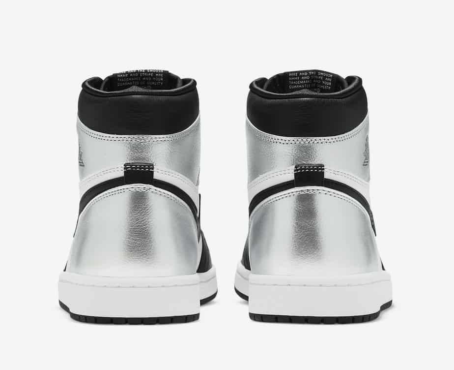 Air Jordan 1 'Silver Toe' CD0461-001 4