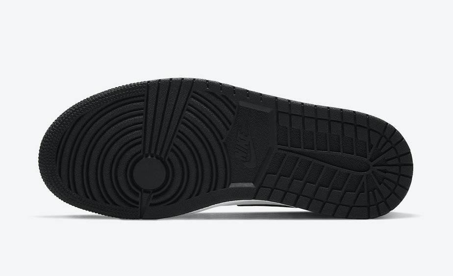 Air Jordan 1 'Silver Toe' CD0461-001 5