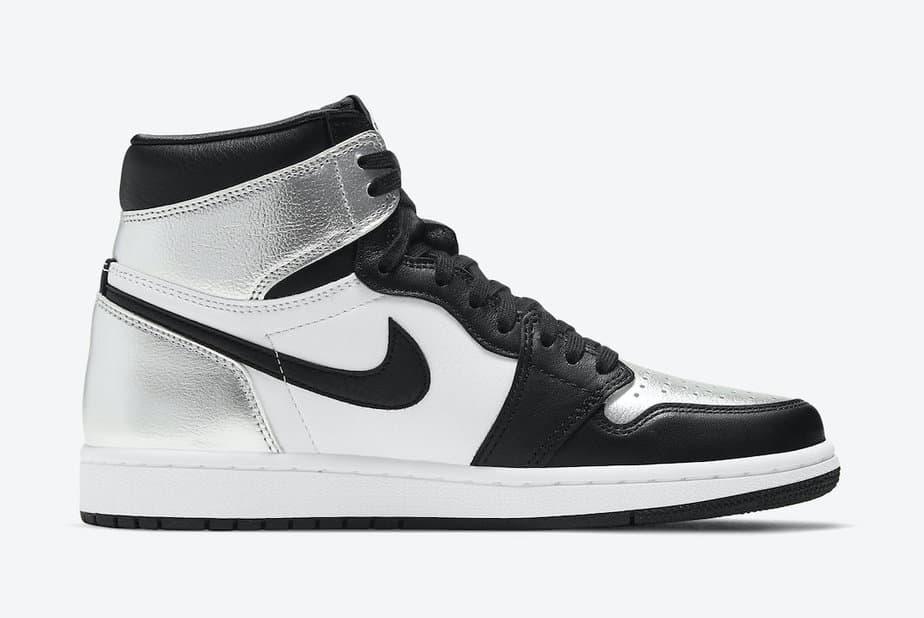 Air Jordan 1 'Silver Toe' CD0461-001 8