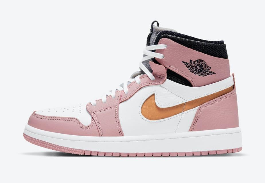 Air Jordan 1 Zoom 'Pink Glaze' CT0979-601 2