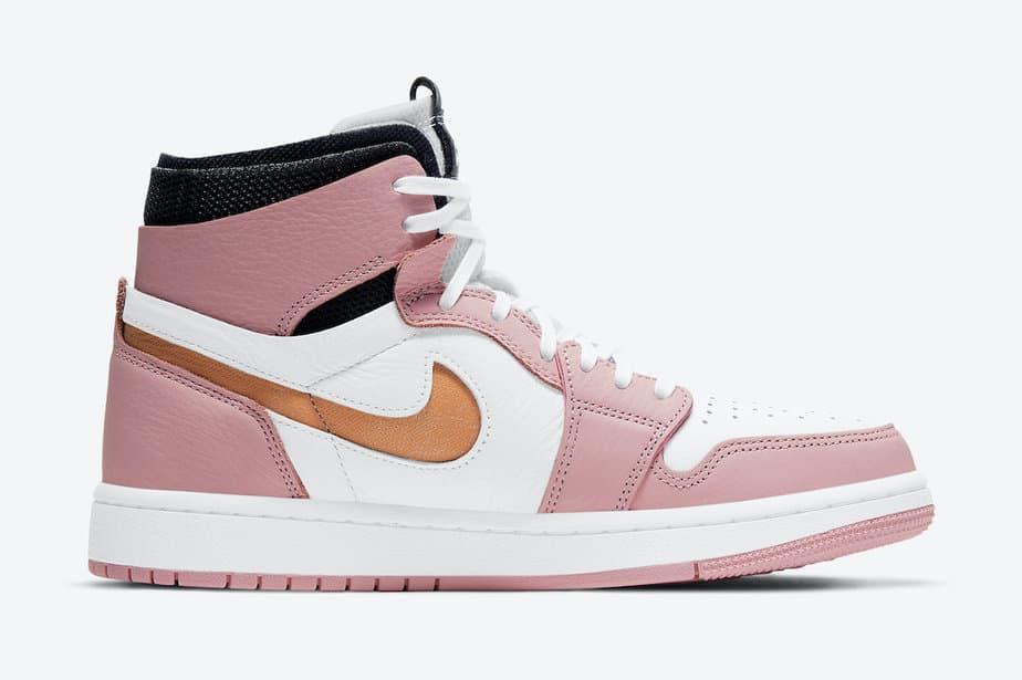 Air Jordan 1 Zoom 'Pink Glaze' CT0979-601 8