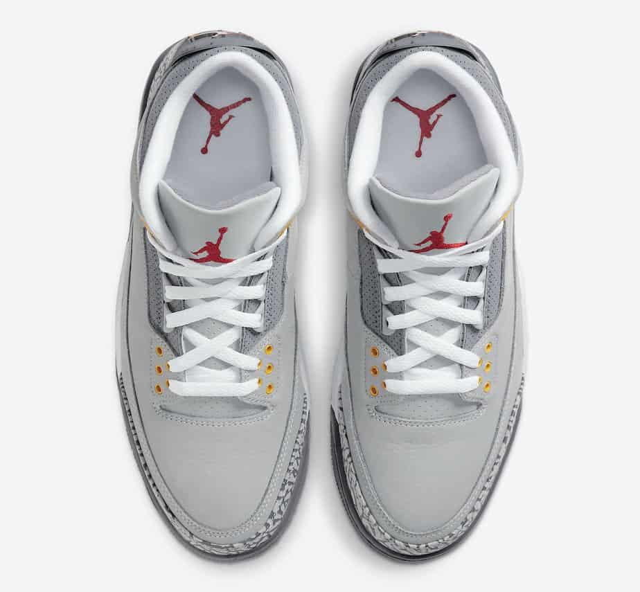 Air Jordan 3 'Cool Grey' CT8532-012 3