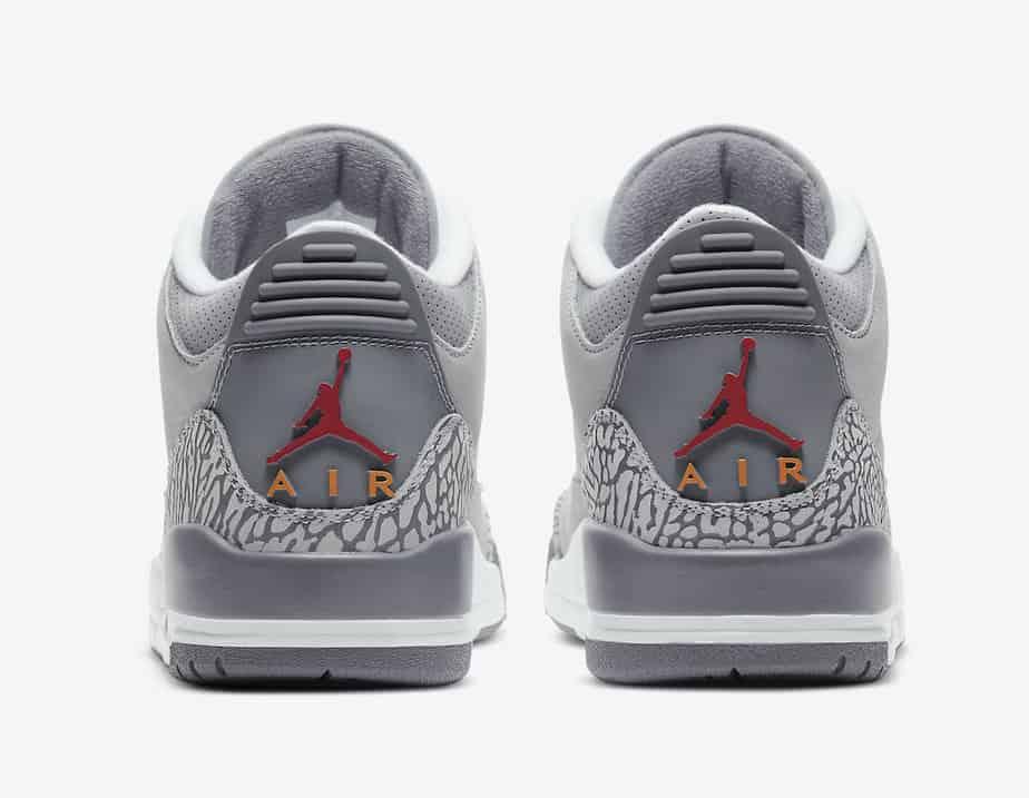 Air Jordan 3 'Cool Grey' CT8532-012 4