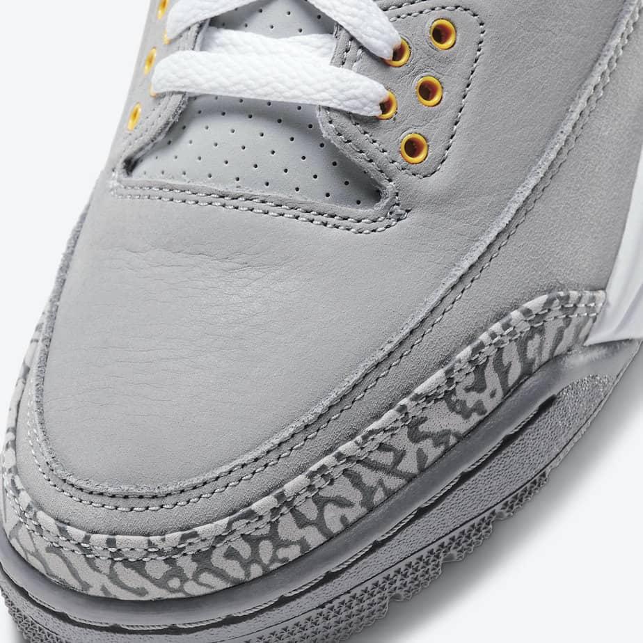 Air Jordan 3 'Cool Grey' CT8532-012 6