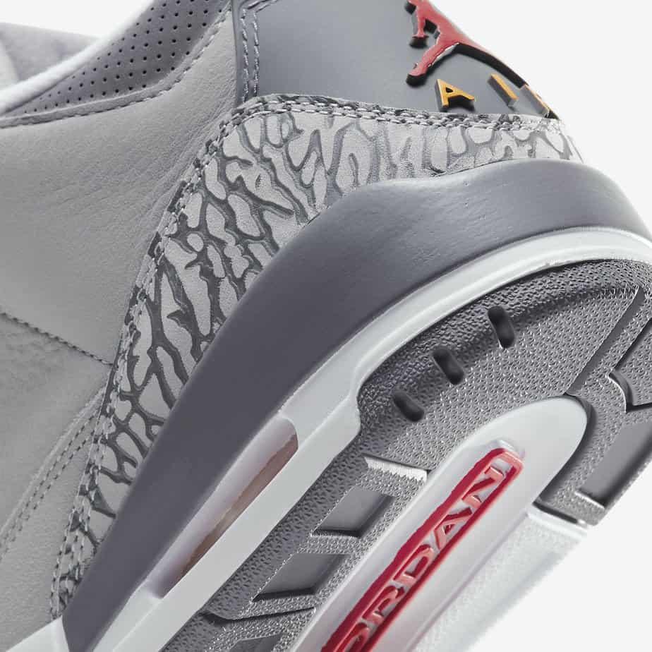 Air Jordan 3 'Cool Grey' CT8532-012 7