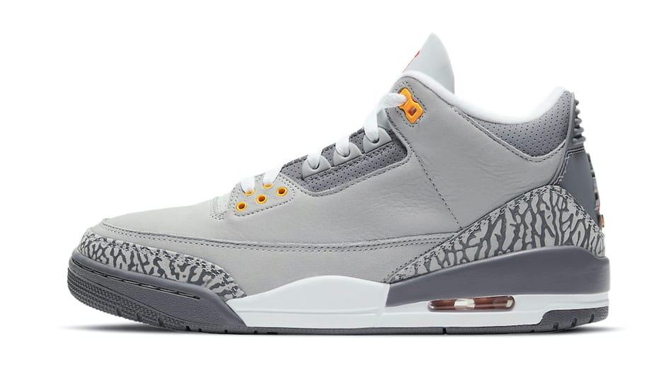 Air Jordan 3 Cool Grey CT8532-012