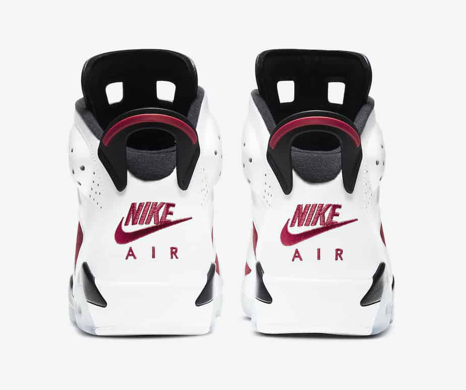 Air Jordan 6 'Carmine' CT8529-106 4